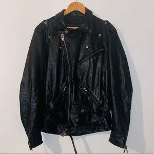 Harley Davidson leather coat